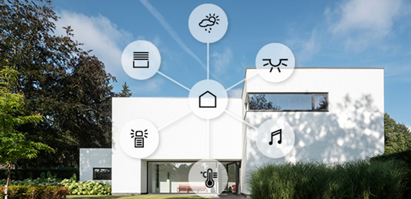 JUNG Smart Home Systeme bei Martin Oberbauer in Tegernsee